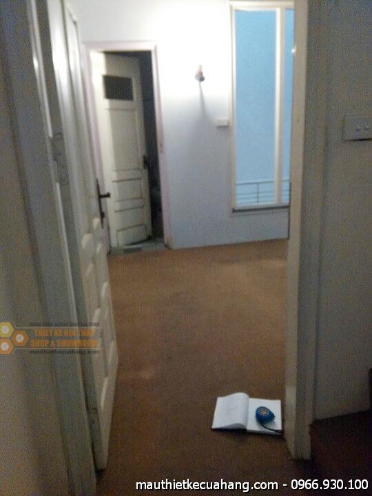 Thiết kế nội thất spa chuyên nghiệp 90m2 tại Hà Nội
