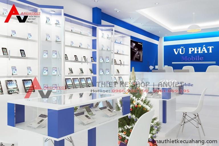 20+Thiết kế shop điện thoại, máy tính nhỏ đẹp 2019
