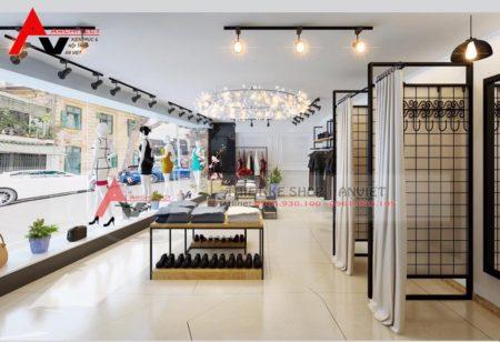 Kinh nghiệm thiết kế shop thời trang nữ ĐẸP VÀ ẤN TƯỢNG
