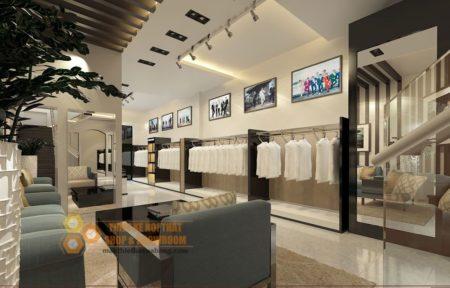 Hướng dẫn Set up shop thời trang nam 60m2 CHUYÊN NGHIỆP