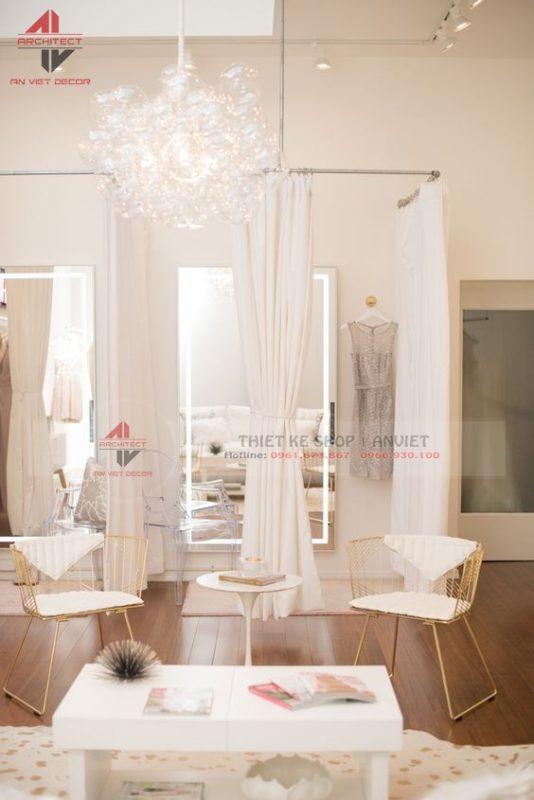 thiết kế studio bridal đẹp chuyên nghiệp 2020