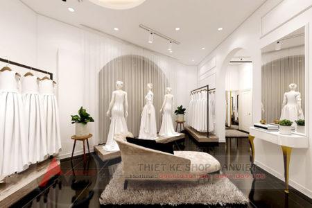 10+ Thiết kế Showroom cửa hàng áo cưới ĐẸP LUNG LINH