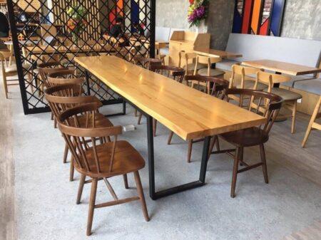 Kích thước các loại bàn ghế cafe nên biết thường sử dụng