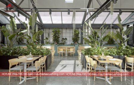 Thiết kế quán cà phê đẹp giá rẻ với 5 mẫu dành cho người khởi nghiệp